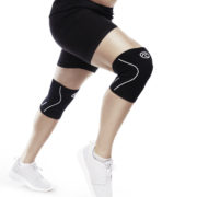105206-03_Rehband_Rx line_Knee support_3mm_Black