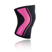 105333_Rehband_Rx line Knee Support 5mm_PinkBlack_High res_side