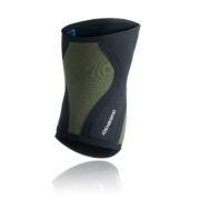 7751_Rehband_Rx line Knee Support 5mm_GreenBlack_High res_back