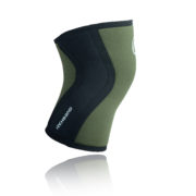 7751_Rehband_Rx line Knee Support 5mm_GreenBlack_High res_side